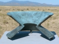 'Untitled' 2004 / cast bronze © 2011 / David Larson