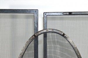 Ironwork / Fireplace Screens / Detail