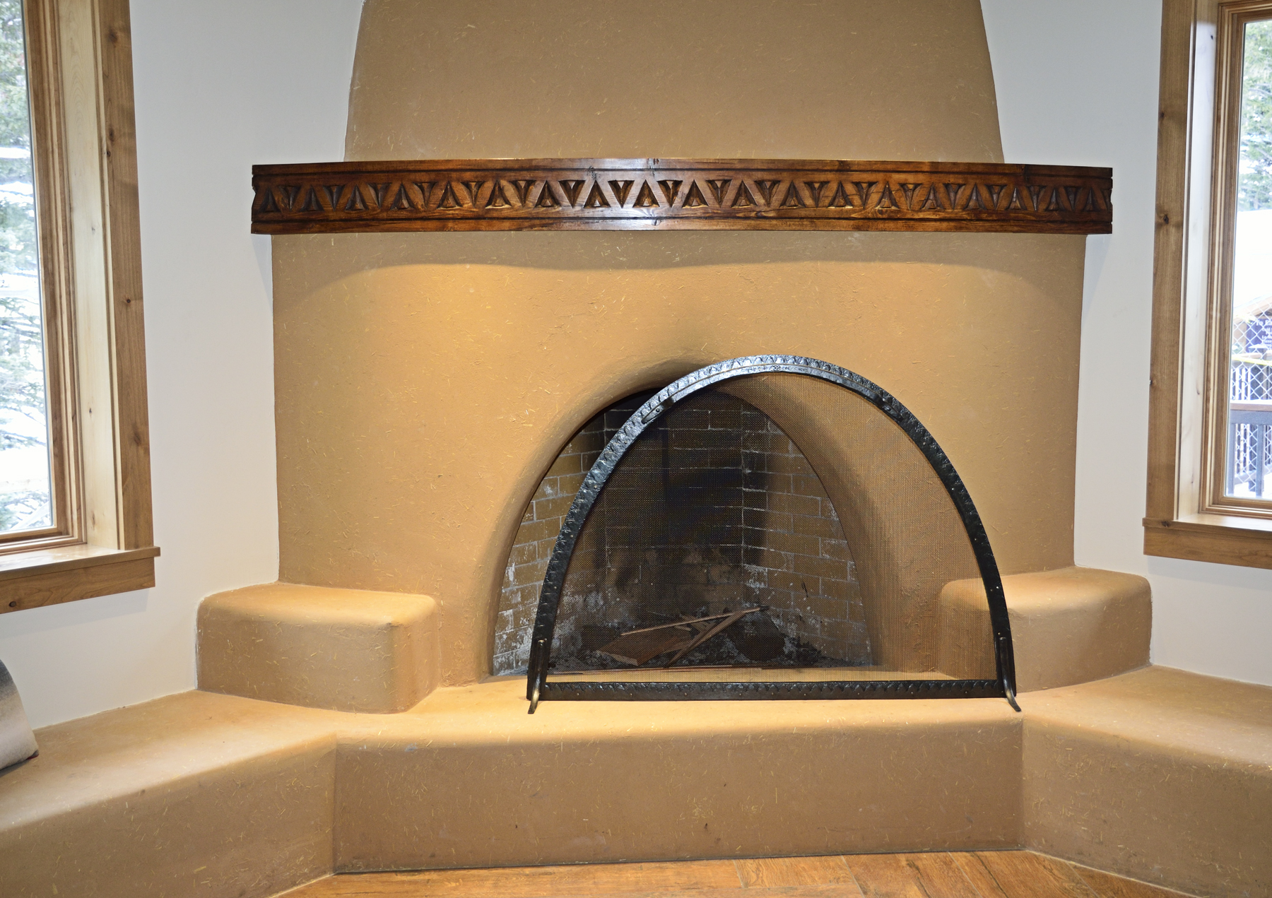 fireplace ironwork u2013 david larson arts