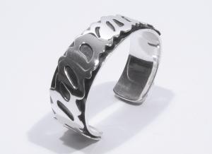 Cuff Bracelet / Silver 925 / ©David Larson