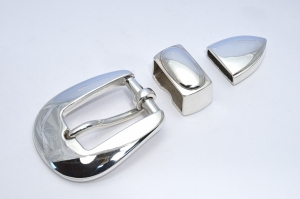 3 Piece Silver Ranger Set