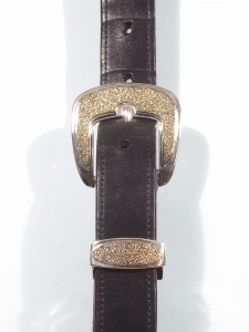 Buckle Set / Silver 925 / Gold 14k / ©David Larson