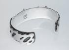 Cuff Bracelet / Silver 925 / ©2011/David Larson