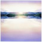 \'Calm Lake #2\' 2006 / watercolor / ©David Larson