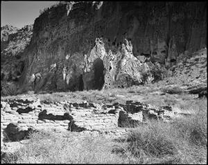 Ruins & Cliffs