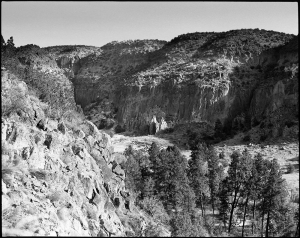 Bandelier from South Trail