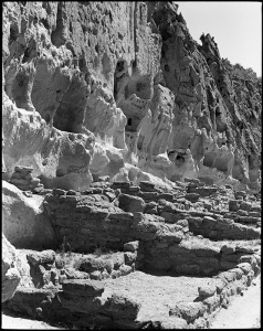 Bandelier Cliff Dwellings #4