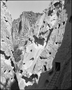 Bandelier Cliff Dwellings #1