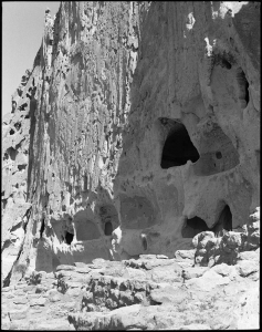 Bandelier Cliff Dwellings #2