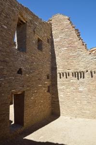 Inner Rooms at Pueblo Bonito