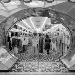 Store Facade in Ann Arbor