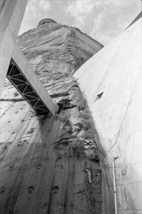 Glen Canyon Dam Walls