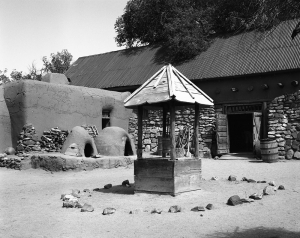 Well House and Courtyard