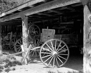 Wheelwright Shop