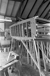 Boat Frame #2 / 1982