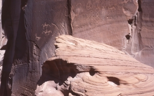 Horseriders Petroglyph
