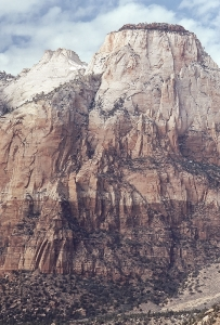 Cliffs at Zion