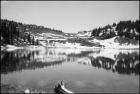 Lake at Twilight Peaks, Colorado
